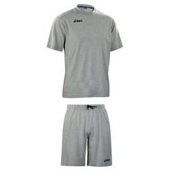 компл тренировочный (футболка+шорты) Asics SET GYMNASIUM T216Z8-0094 - фото 8888