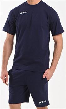 компл тренировочный (футболка+шорты) Asics SET CROSS T405Z8-0050 - фото 8889