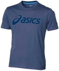 Футболка Asics M'S SS LOGO TEE 421922-8040 - фото 8905