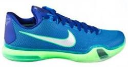 Обувь баскетбольная Nike Kobe X 705317-402 - фото 9191