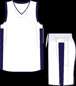 Комплект баскетбольный (майка+шорты) Ronix 607-0150 - фото 9267