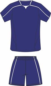 Комплект футбольный (майка+шорты) Ronix 211-5001 - фото 9296