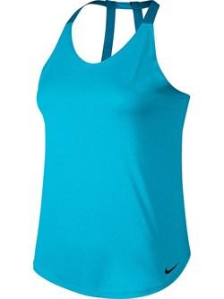 Майка л/атлетическая Nike Women's Breathe Elastika Tank Top 880896-447 - фото 9335