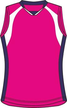 Майка волейбольная Ronix 268-2050 - фото 9376