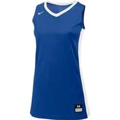 Майка баскетбольная Nike JSY FASTBREAK STOCK 683333-494 - фото 9489