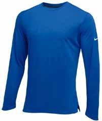 Джемпер разминочный Nike TOP LS HYPERELITE SHOOTER 867743-493 - фото 9501