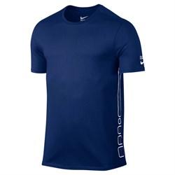 Футболка Nike ELITE BASKETBALL T-SHIRT 806875-455 - фото 9583