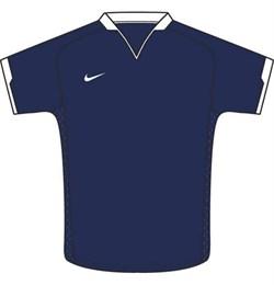 Майка футбольная Nike Herren Sport Trikot DriFit Brasil Touch 269386-410 - фото 9715