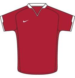 Майка футбольная Nike Herren Sport Trikot DriFit Brasil 264661-648 - фото 9718