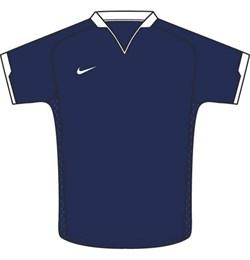 Майка футбольная Nike Herren Sport Trikot DriFit Brasil 264661-410 - фото 9719
