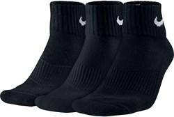 Носки Nike Cotton Cushion Quarter SX4703-001 - фото 9839