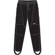 Брюки вратарские Nike Padded Goalie Pant 480050-010