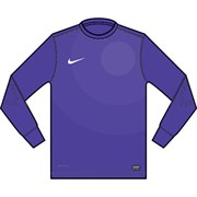 Свитер вратарский Nike LS PARK IV GK JSY 448226-547
