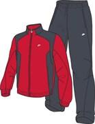 Костюм спортивный Nike WARM UP SOFT POLY 329610-611