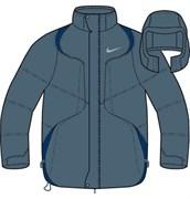 Куртка зимняя Nike Mens Down Jacket 215468-486