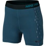 Шорты л/атлетические Nike W NP SHORT 3IN LNR GRX 855295-425