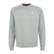 Толстовка Nike Essential Logo Fleece Crew 145634-063
