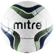 Мяч футзальный Mitre ULTIMATCH BB8015-WNB