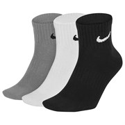 Носки Nike Everyday Lightweight Ankle 3pr SX7677-901