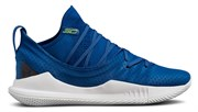 Обувь баскетбольная Under Armour Curry 5 3020657-401
