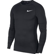 Белье компрессионное Nike Pro Top Long Sleeve Tight BV5588-010