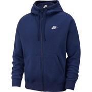 Толстовка Nike Sportswear Club Hoodie FZ BB BV2645-410