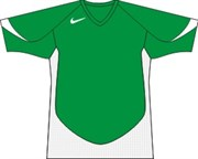 Майка футбольная Nike BRASIL SS JERSEY 115900-302