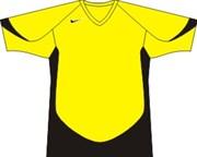Майка футбольная Nike BRASIL SS JERSEY 115900-703