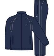 Костюм спортивный Nike FUNDAMENTAL WOVEN WARM UP 212128-451