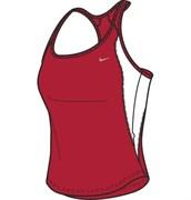 Майка л/атлетическая Nike  213129-648