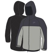 Куртка демисезонная Nike PADDET REVERSIBLE JACKET 266002-016