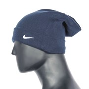 Шапочка Nike knitted oversize beanie 384137-451