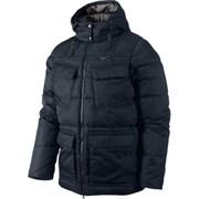 Куртка зимняя Nike MILITARY 550 DOWN PARKA 418993-010
