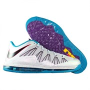 Обувь баскетбольная Nike AIR MAX LEBRON X LOW 579765-002