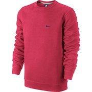 Толстовка Nike CLUB CREW-SWOOSH 611467-680