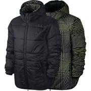 Куртка демисезонная Nike ALLIANCE JKT HOODED FLIP 626925-010
