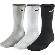 Носки Nike Cotton Cushion (3PPK) SX4700-901