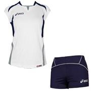 компл волейбольный  (майка+шорты) Asics SET OLYMPIC LADY T211Z1-0150