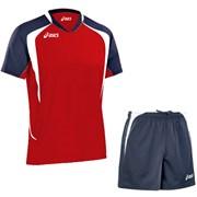 компл волейбольный  (майка+шорты) Asics SET TIGER MAN T228Z1-2650