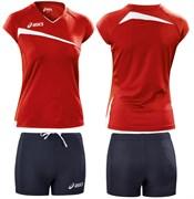 компл волейбольный  (майка+шорты) Asics SET PLAY OFF T601Z1-2650