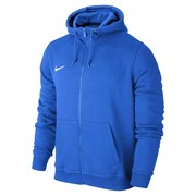 Толстовка Nike Mens Team Club FZ Hoody 658497-463
